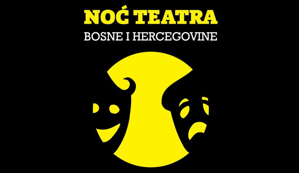 Nevid teatar PREMIJERNO za Noć teatra BiH 2017: Samo JEDNO IZVOĐENJE/Art poezija 6: Bukowski - 33 u komadu