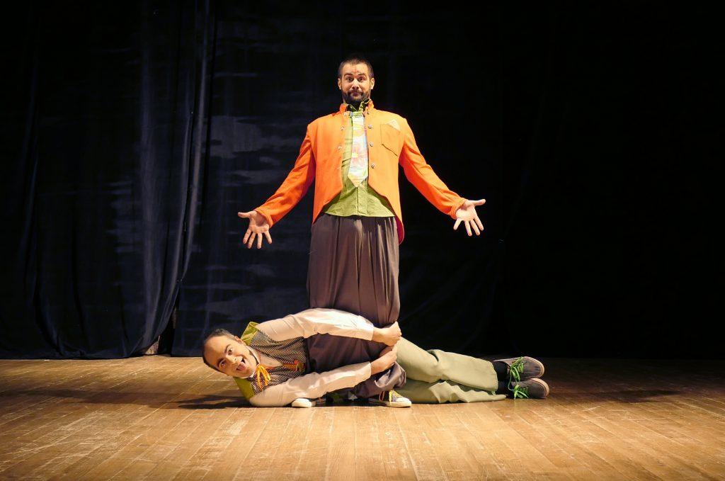 Nevid teatar učestvuje u TAKMIČARSKOM PROGRAMU 25. Festivala ekološkog pozorišta za decu i mlade u Bačkoj Palanci